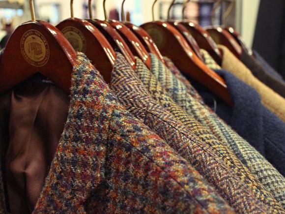 tweed jpress preppy