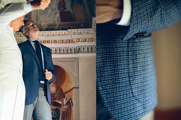 Cesare Attolini 貼袋 義大利 拿坡里 西裝 Napoli suit (1)