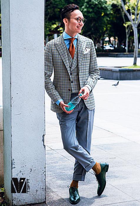 Neapolitan Suits 拿坡里西装 千代洋服 Lara Guina